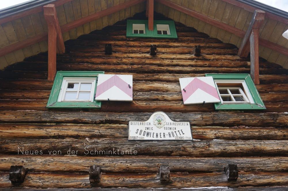 Die Südwiener Hütte