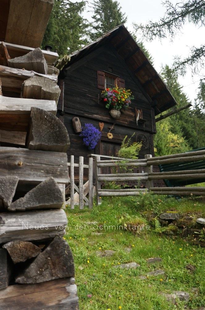Hütte in der Steiermark