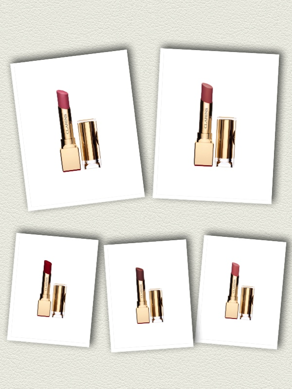 Collage Lippenstift - Clarins - Ladylike