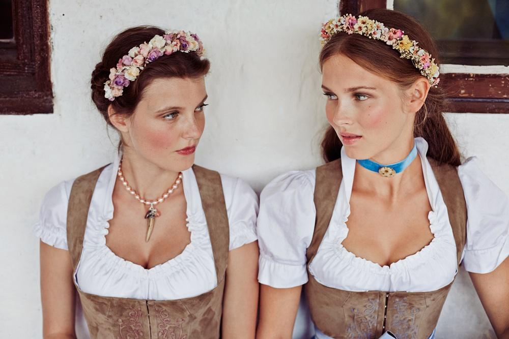 Haarschmuck von jungen Münchner Modelabel SCHÖNES FRÄULEIN