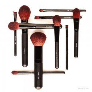 Make up Brushes von Serena Goldenbaum