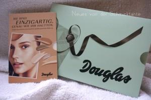 Douglas Color Card und Gutschein