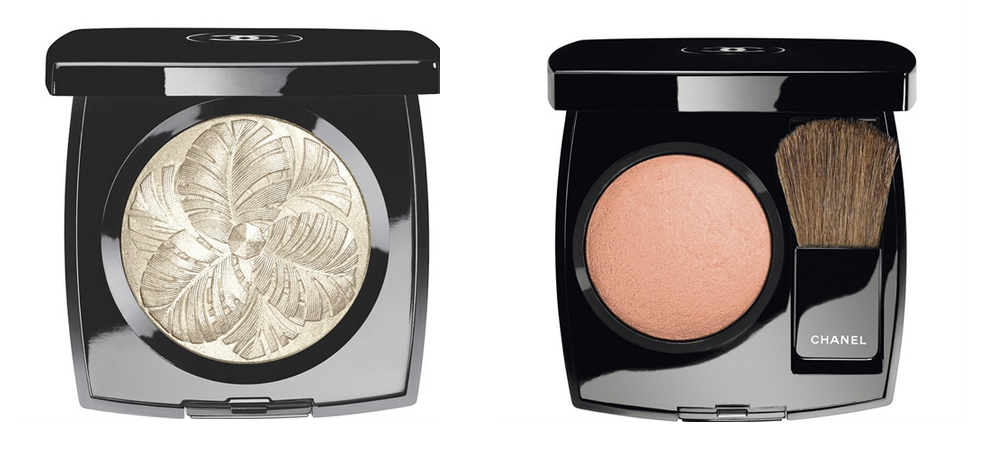 Camelia de Plume Highlighting Powder und Joues Contraste Rouge in der Farbe 180-Caresse