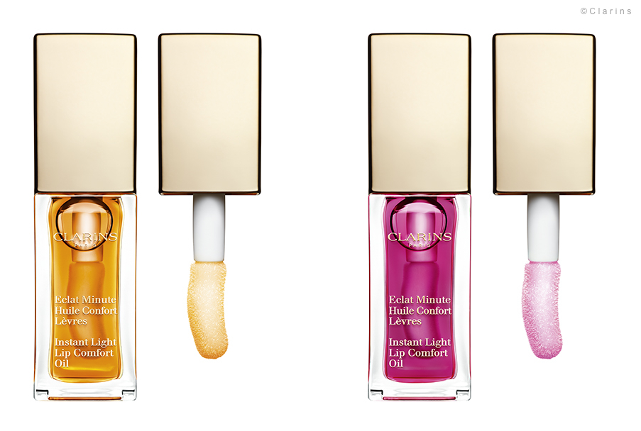 Clarins Lippenpflege - Lippenöle