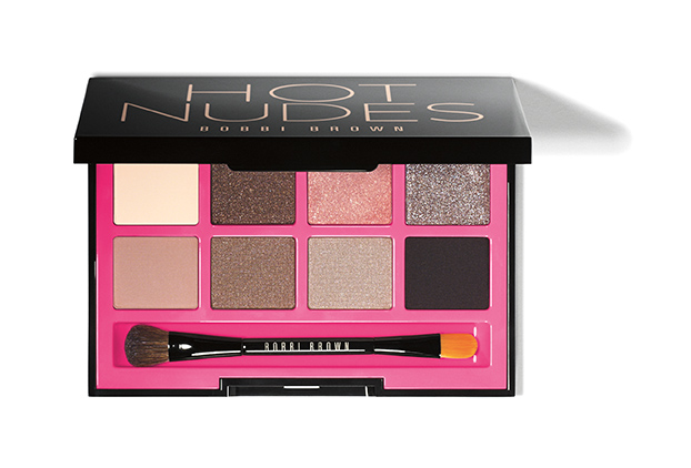 Bobbi Brown_Hot Collection_Hot Nudes Eye Palette_UVP 76,00 Euro