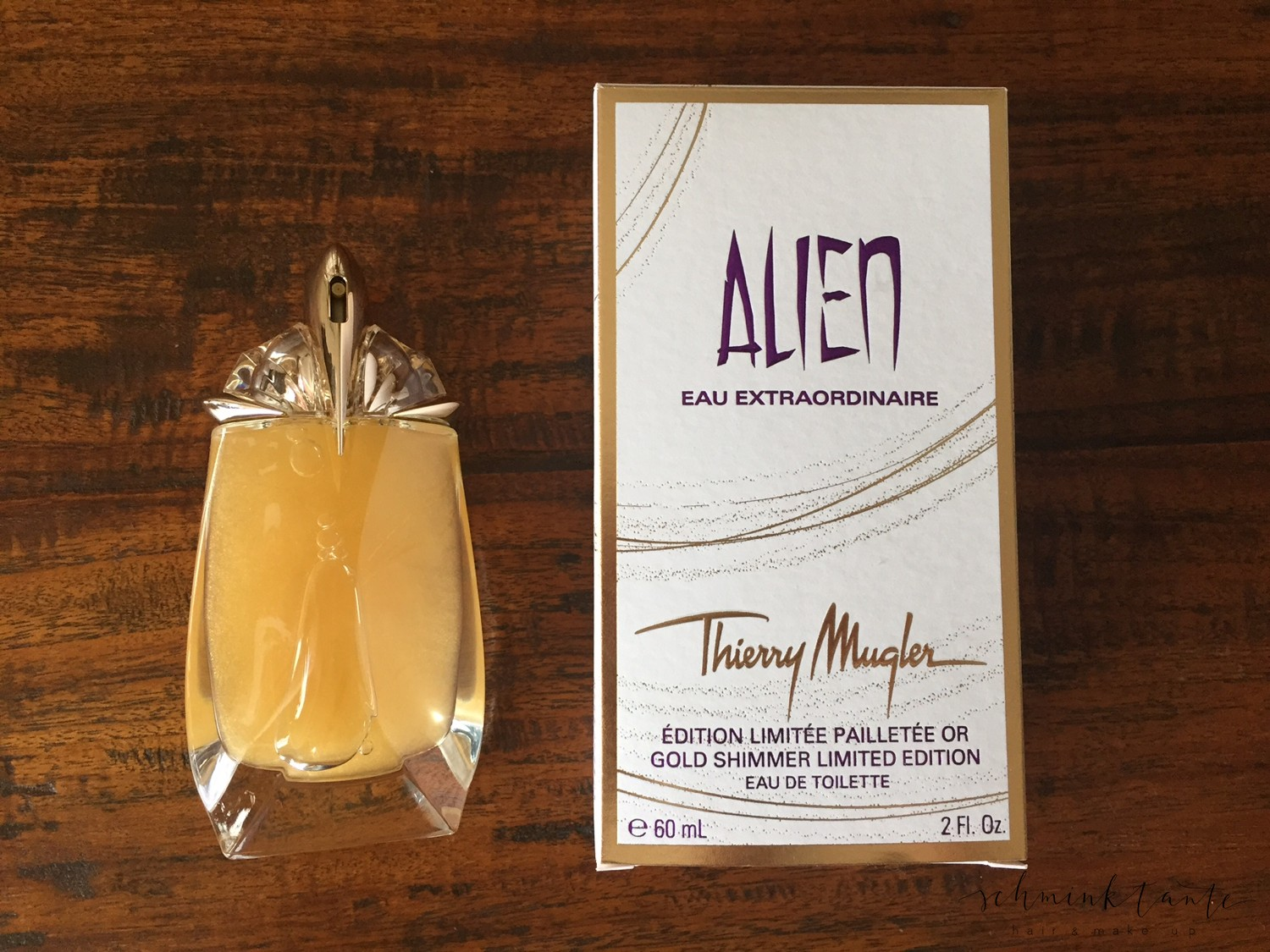 """Thierry Mugler """"Alien"""" Limited Edition"""