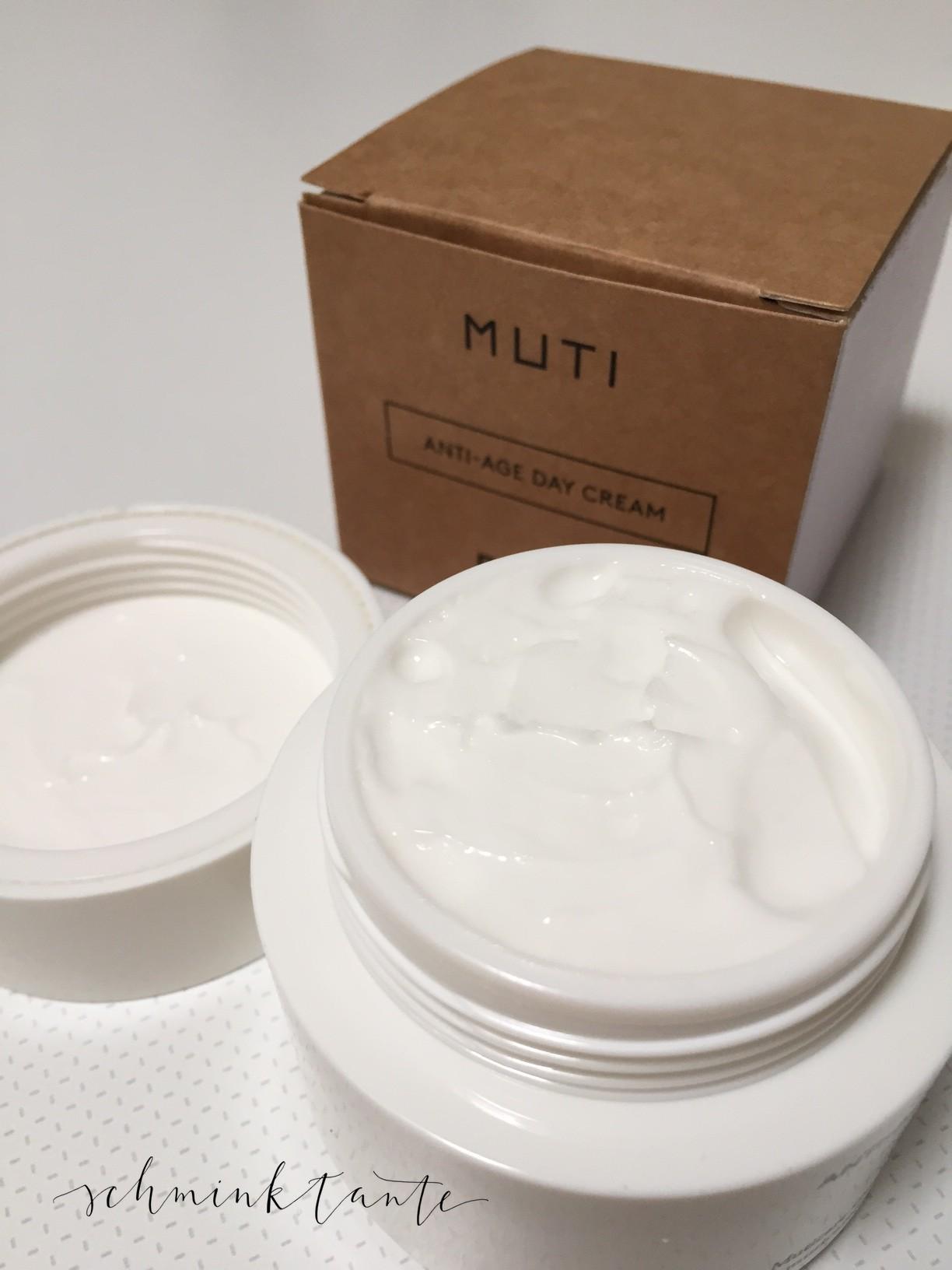Muti Skincare, Anti Aging, Hautpflege, Hyaluronsäure
