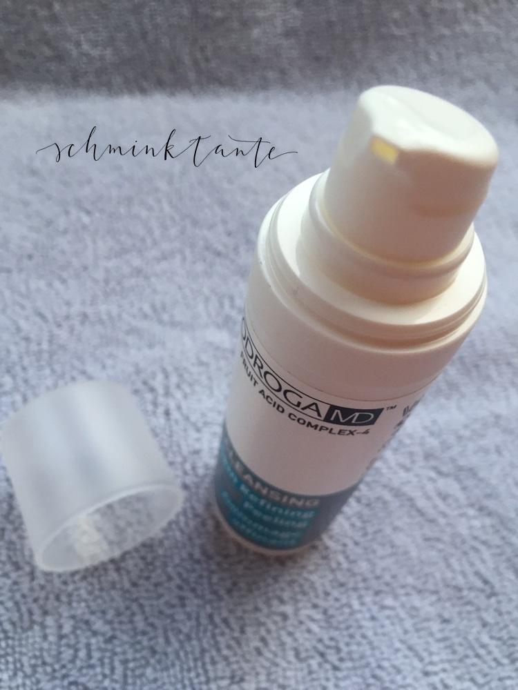 Hautverfeinerndes Peeling, Biodroga