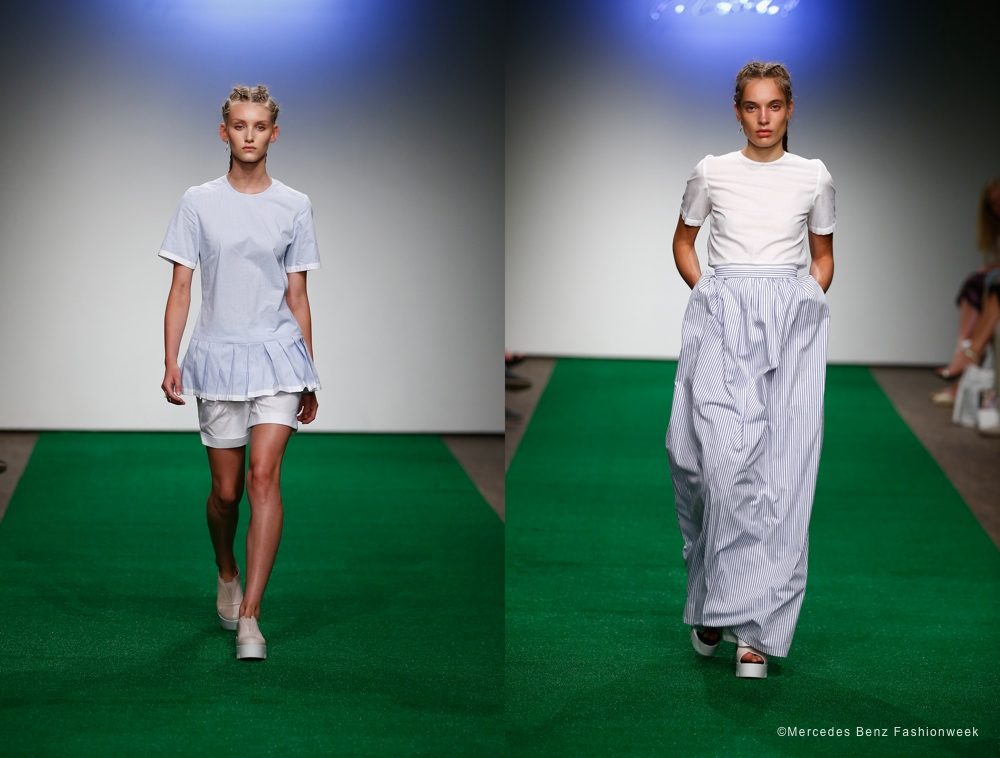 Lilly Ingenhoven Show - Mercedes-Benz Fashion Week Berlin Spring/Summer 2016