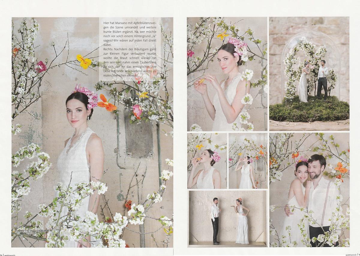 3D-Figuren, Hochzeit, Weddingstyle