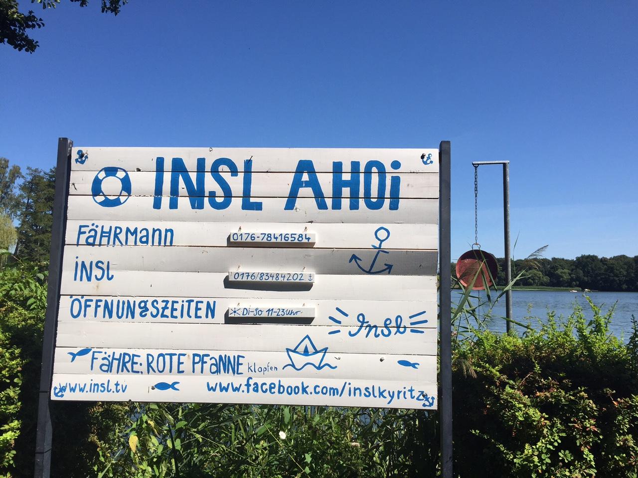 Insl, Kyritz, Prignitz, Ausflug, Reise, unterwegs, See, Kyritzer Seenplatte