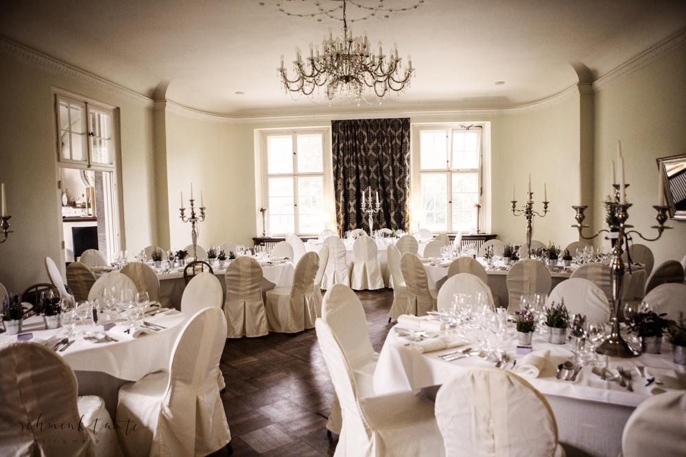 Hier haben wir gefeiert - Schloss Kartzow, Potsdam