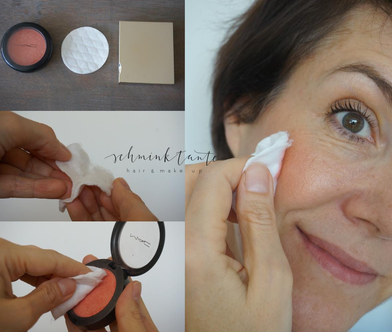 Schminktipps, Make up, Schminkhilfe