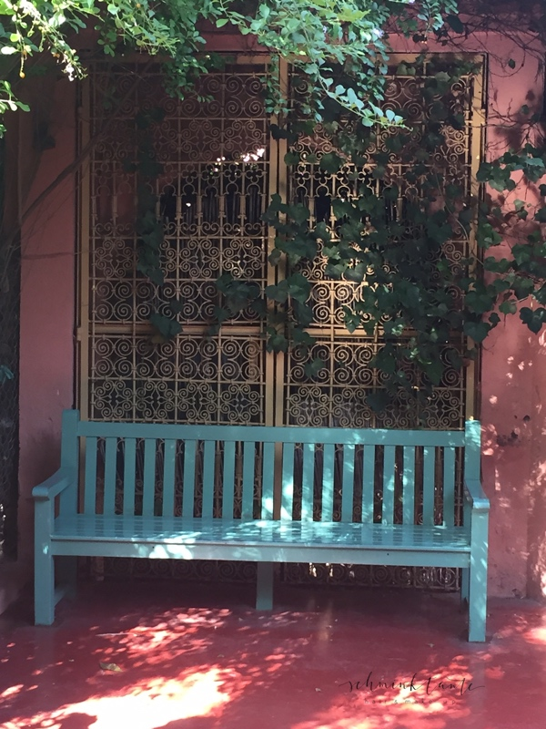 Marrakesch, Orient, unterwegs, Reisen, Jardin Majorelle, Yves Saint, Laurent