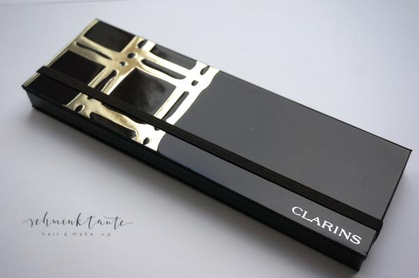 Clarins Lidschattenpalette Minerals & Plants