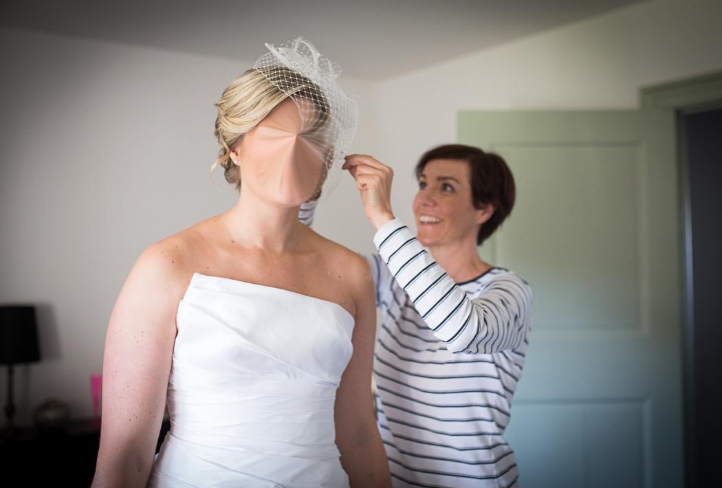 Hochzeit, Braut, Brautstyling, Brautfrisur