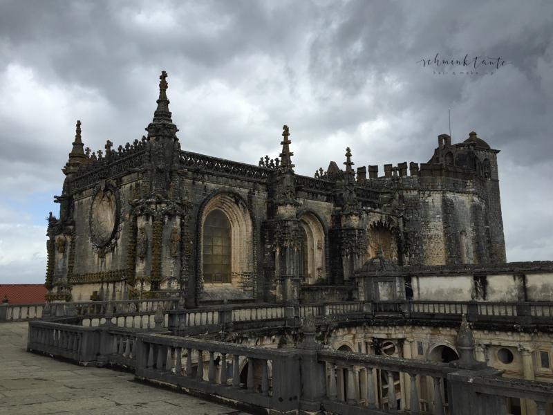 Convento de Cristo, Templer, Tomar, Burg, Castell, Mauern, Schloss, Portugal