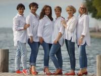 Blau-Weiß-Rot. Die französischen Modeklassiker