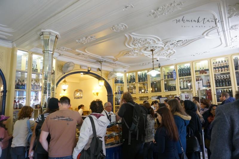 Pasteis de Belem, Pasteis de nata, Patisserie, menschen, Lokal, Café, Lissabon