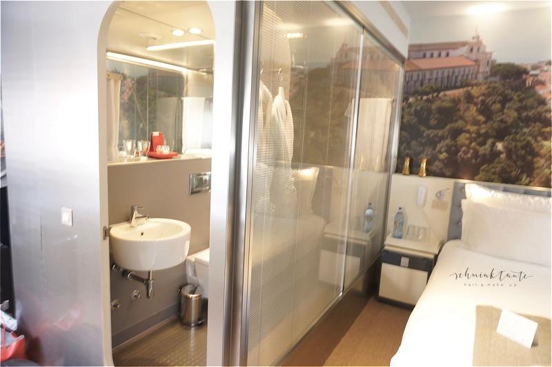 Hotel, Badezimmer, Hotelzimmer, LX Boutique Hotel, Lissabon, Portugal, Reise
