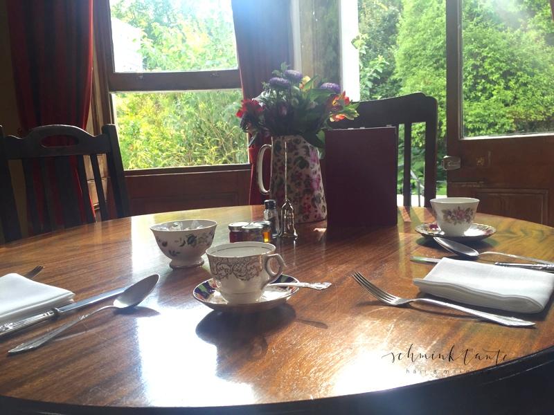 Frühstück im Portobello Hotel London.