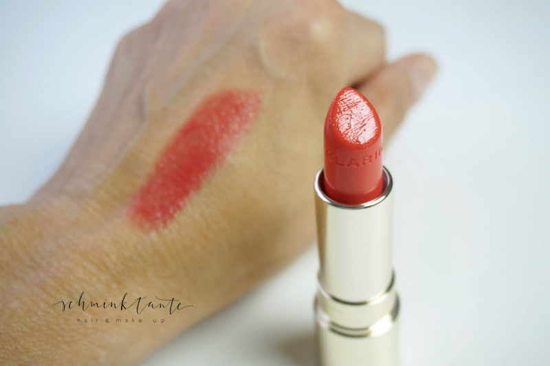 Joli Rouge Brillant, Watermelon, rot, Lippenstift, Glanz, Clarins, Schminken, Make up