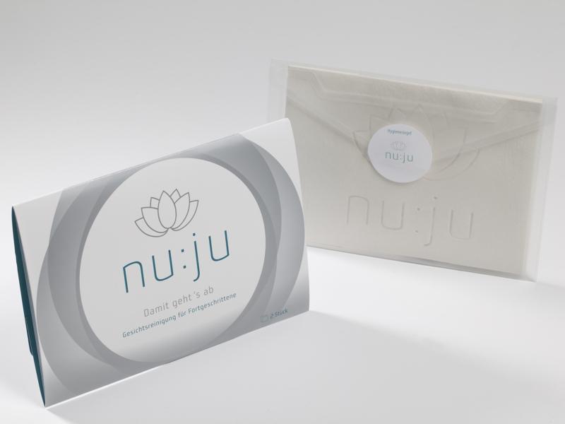 Nuju, Gesicht, Gesichtsreinigung, Reinigungstücher, Mikrofaser, Mikrofasertücher, Haut, hautpflege, Abschminken, Make up entfernen
