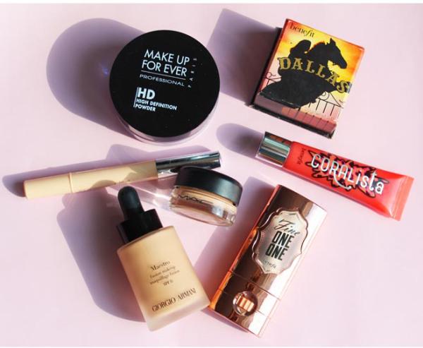 Beautytools von Anita Freitag-Meyer fürs Beautyinterview im Schminktantenblog.
