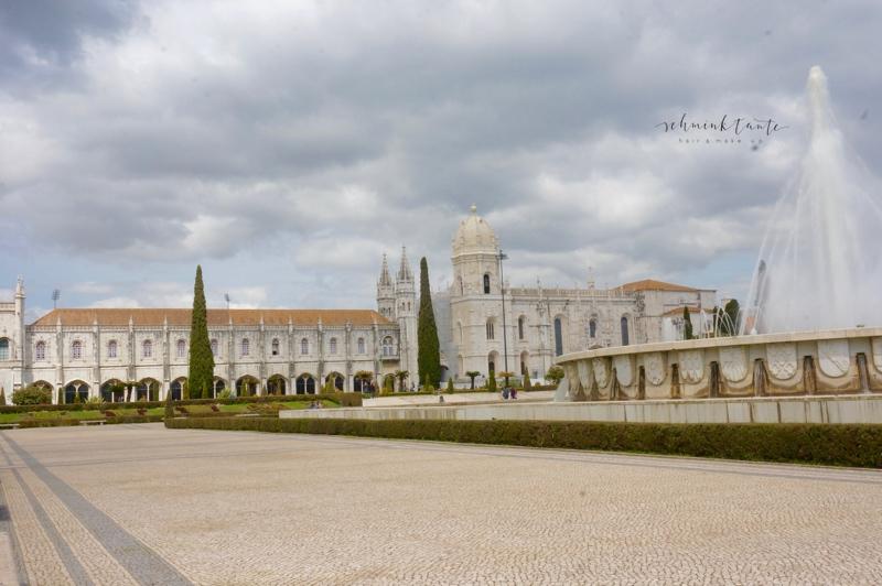 Mosteiro dos Jeronimos, Palast, kirche, Kloster, Denkmal, Sehenswürdigkeit, Lissabon, Schminktante