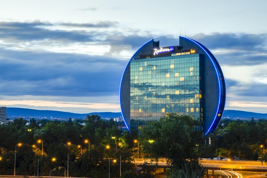 RDBLU Hotel Frankfurt