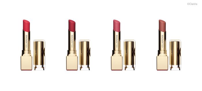 Rouge_Eclat, Clarins, Instant Glow, Make up Look, Look, Beautytrend, Beautynews, Make up, Trends, FS 2016, schminken, Maquillage