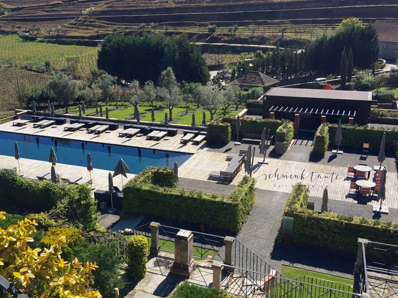 SixSenses, Duoro Valley, Hotel, Anlage, Garten, Weinberge, Pool