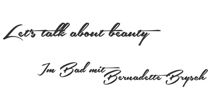 Beautyinterview mit Bernadette Brysch, Cicé, Anti Aging, Hautpflege, Interview