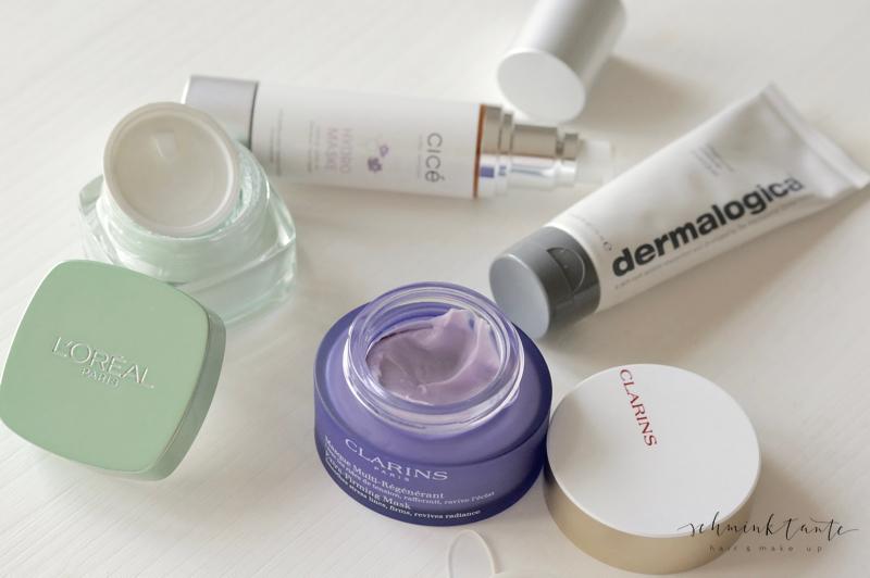 Maske, Beautymaske, Gesichtsmaske, Pflegemasken