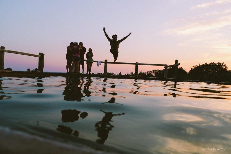 brookly morgan_badespass, see, sommer, menschen, hitze, hitzetipps, schminktante
