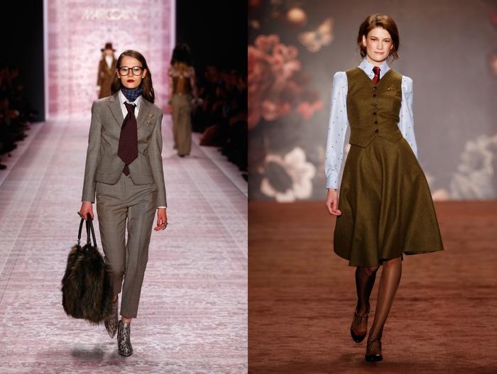 Fashionweek, Fashion, Look, Mode, Berlin, Lena Hoschek, Marc Cain